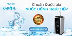 Quy chuẩn QCVN06-1:2010 BYT là gì? Quy trình đạt chứng nhận của máy lọc nước Karofi