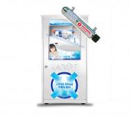 Máy lọc nước Karofi thông minh iRO K6I-1 có đèn UV tủ INOX