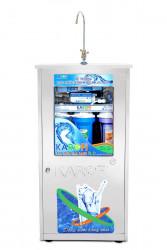 Máy lọc nước Karofi kt60 6 lõi lọc có tủ bình áp nhựa