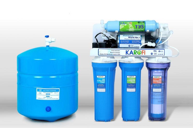Kết quả hình ảnh cho Bình áp máy lọc nước RO