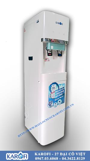 ảnh thực tế cây nước nóng lạnh Karofi HC 300 RO