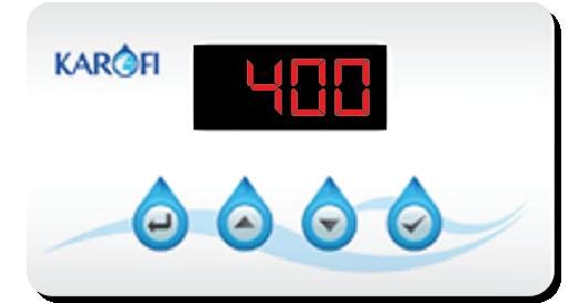 Bộ vi điều khiển thông minh của máy lọc nước iRO 1.1