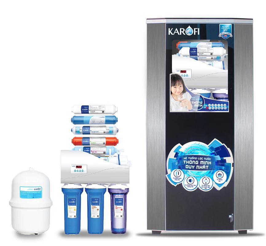 Máy lọc nước Karofi Thông minh 9 lõi K9I-1